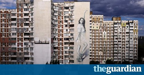 The revolution-inspired graffiti changing the face of Kiev – in pictures | Urban Exploration | Scoop.it