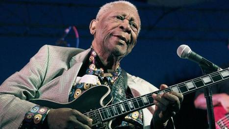 Le «roi du Blues», B.B. King, est mort | Blues Guitar Feeling | Scoop.it