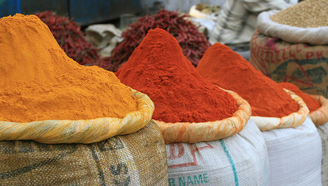 The Spice That Prevents Fluoride From Destroying Your Brain | candida | Scoop.it