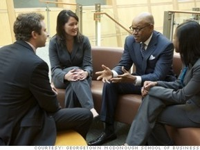 Georgetown B-school charts a path to MBA rankings glory - Fortune | International_MBAs | Scoop.it