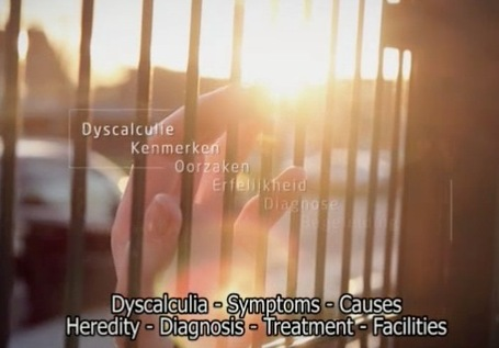 New movie on Dyscalculia - English subtitles | Dyscalculia & Dyslexia | Scoop.it