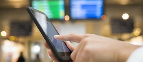Mobile travel is here to stay - the low-down on how travellers dive in | Travel and Mobile Technology | Scoop.it