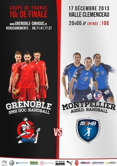 Interview de P. Canayer avant le match de coupe de France ce soir | Handball LNH en France | Scoop.it