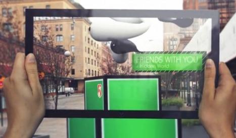 Una app que convierte el mundo en una galería de arte | Realidad aumentada | Scoop.it