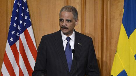 Holder admits heroin is now 'urgent public health crises' — RT USA | Cross Care Connections | Scoop.it