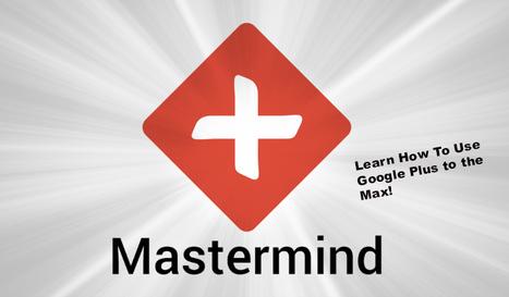 Plus MasterMind Now Available! #GooglePlus #PlusMasterMind - @RandyHilarski | Social Media Products and Tools | Scoop.it