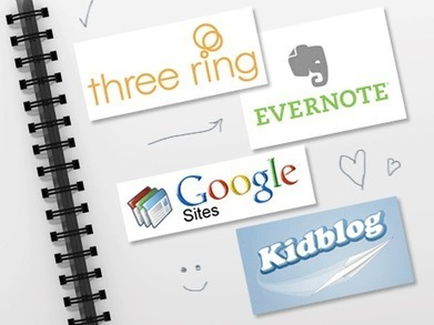 4 Free Web Tools for Student Portfolios | Emerging Learning Technologies | Scoop.it