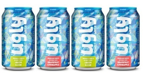 'For something to taste good, it doesn't need to be sweet!' Ugly water eyes up new opportunities for unsweet beverages | Aluminium packaging | Scoop.it