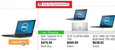 Capricornus Ads Removal | PC Threats | Remove Browser Virus | Scoop.it