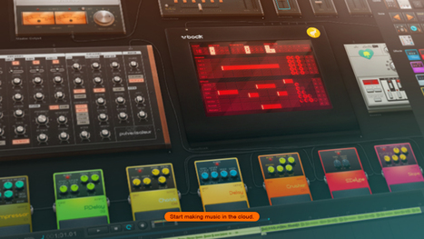 Audiotool | Music in your classroom | Scoop.it