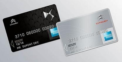 Accès à mon compte carte Citroen American Express en ligne | Mon Compte | Scoop.it