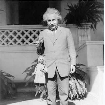 Einstein and his puppet! | Poetic Puppets | Scoop.it