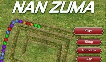 لعبة نان زوما اونلاين Nan Zuma | العاب زوما | kadergtu | Scoop.it