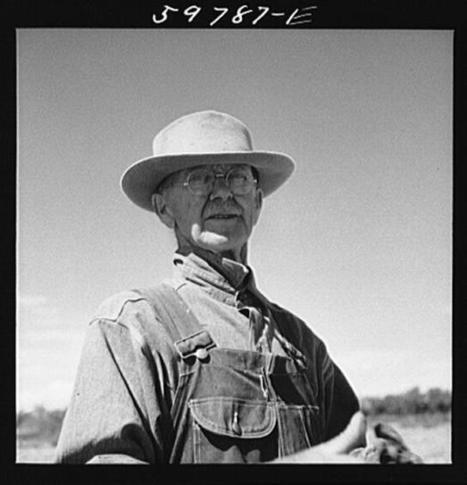 L'Amérique de la Grande Dépression à la Seconde Guerre mondiale en Noir et blanc | Ca m'interpelle... | Scoop.it