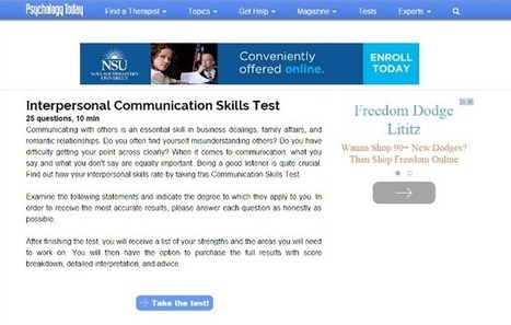 7 Websites That Will Help You Improve Your Communication Skills | Fracking | Scoop.it