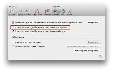 Comment empêcher Google de savoir ce que vous téléchargez avec Firefox ? | Libertés Numériques | Scoop.it
