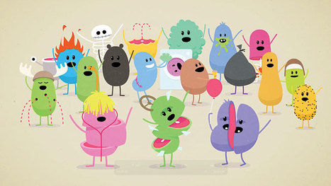 """Dumb Ways to Die"" quirky safety message goes viral. Hilarious. 
