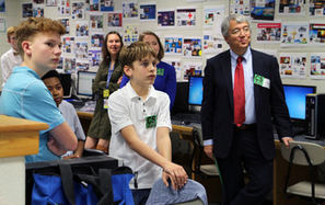 Maryland school district showcases computer science education at all levels | NSF - National Science Foundation | COMPUTATIONAL THINKING and CYBERLEARNING | Scoop.it
