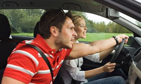 Motorists four times more anxious when other half is alongside them | Kickin' Kickers | Scoop.it
