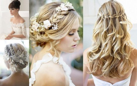 Video: Wedding Hair from the '60's to Today | My Italian wedding | Scoop.it