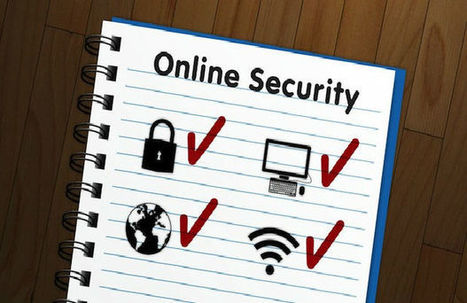 Free Checklist to Boost Your Online Security | Free Antivirus Protection | Scoop.it