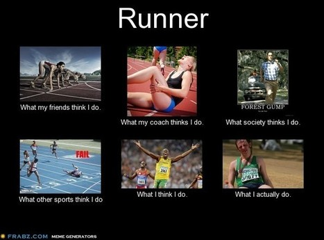 Runner | What I really do | Scoop.it