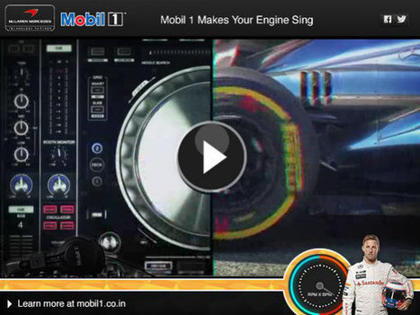 Mobil 1 Makes Your Engine Sing | Drivespark Automobile News | Scoop.it