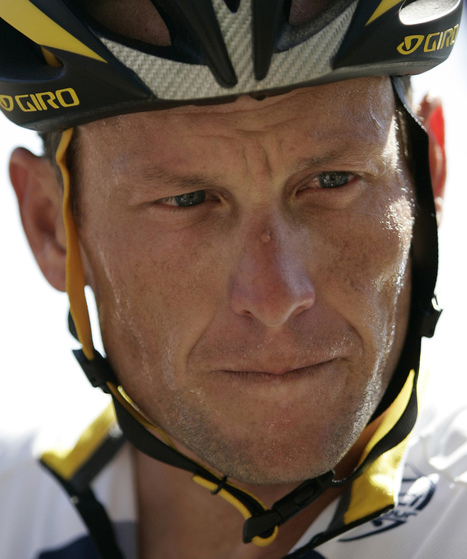 Armstrong cheated in all seven Tour de France wins — MSNBC | Issues in Sport | Scoop.it