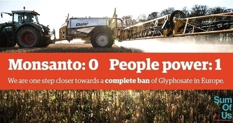 Monsanto vs. People Power: EU Glyphosate License Set to Expire June 30 | Farming, Forests, Water, Fishing and Environment | Scoop.it