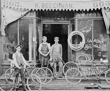 Thor Motorcycles ~ Turning Bicycles into Moto Cycles ~ Lima Ohio | Antiques & Vintage Collectibles | Scoop.it