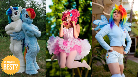 The Colorful World of My Little Pony Cosplay | Cosplay News | Scoop.it