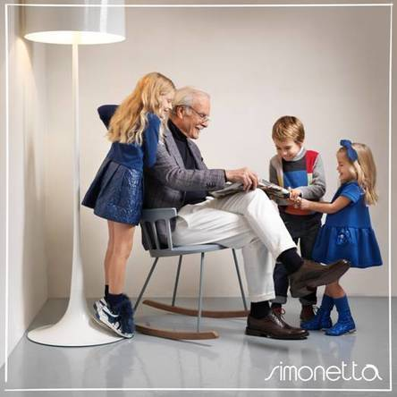 Simonetta Christmas special digital campaign | Le Marche & Fashion | Scoop.it