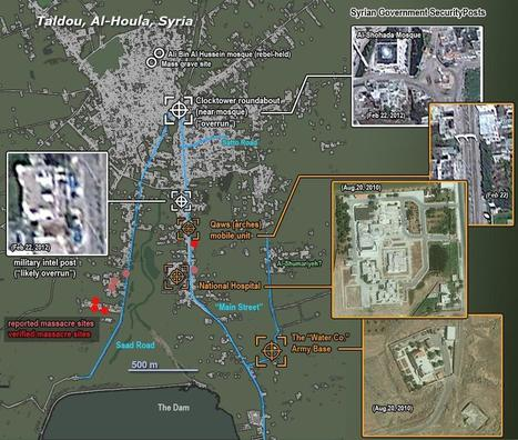 Syrian Massacres in Context | Dissident Voice | Global politics | Scoop.it