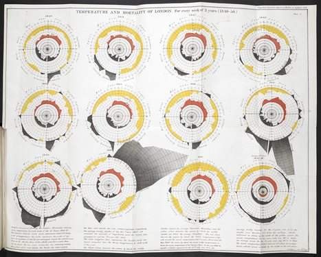 London Exhibit Shows How Data Visualization Quashed Epidemics 150 Years ... - Forbes | Visualize: problem solving and innovation | Scoop.it