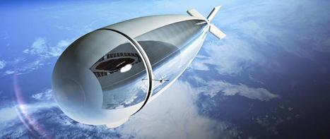 The StratoBus – a hybrid between a drone and a satellite – is on schedule to be completed within 5 years | Amazing Science | Scoop.it