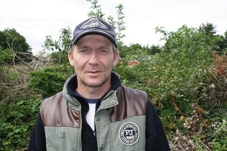 Région morlaisienne. Fabrice se charge de livrer le pain à votre domicile | Pays de Morlaix | Scoop.it