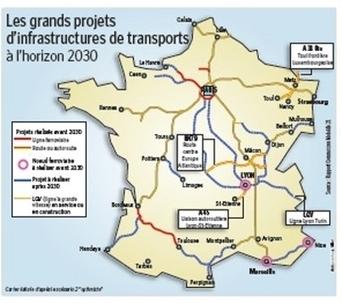 La fin du tout-TGV | Intelligence territoriale et développement durable | Scoop.it