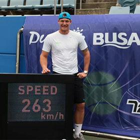 La velocidad en el tenis | Tenis y preparación física | Scoop.it