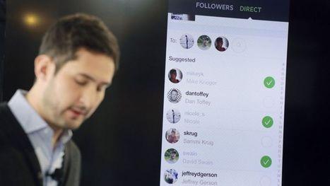 Facebook ajoute une messagerie à Instagram face à Snapchat - Le Figaro | Applications photos sur iPhone, Android et Windows Phone | Scoop.it
