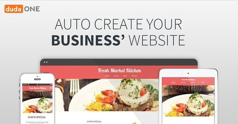April # 4 Create a Mobile Website | Make a Mobile Website Free with Duda's Website Builder | Weekly Research | Scoop.it