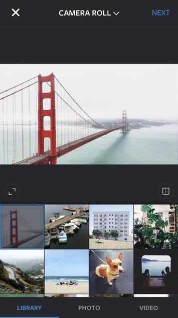 Instagram accepte désormais les photos au format paysage et portrait | TIC et TICE mais... en français | Scoop.it