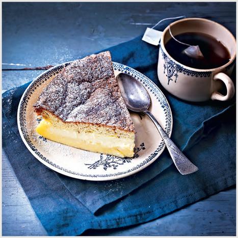 La recette du gâteau magique vanille | Webzine du collège Charles Doche | Scoop.it