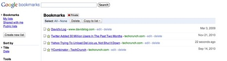 Google Courts Yahoo Users With New Delicious Bookmarks Importer Tool | Ambiance communauté & social media | Scoop.it