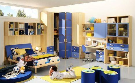 Teenage Boys Rooms Inspiration: 29 Brilliant Ideas | Designing Interiors | Scoop.it