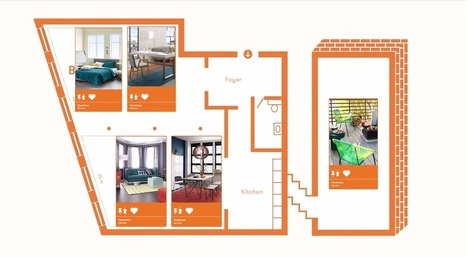CB2 apartment: First NYC space to be designed real-time on Pinterest (VIDEO) | Pinterest | Scoop.it