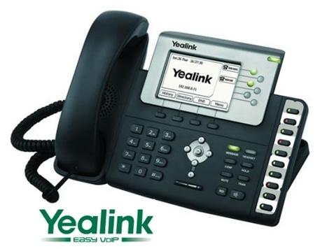 IP SIP aparati Yealink, velik nabor IP SIP aparatov,IP telefonija | Telefonija | Scoop.it