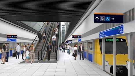 Sydney Trains chief thinks beyond Opal | Applications and Mobility | Scoop.it