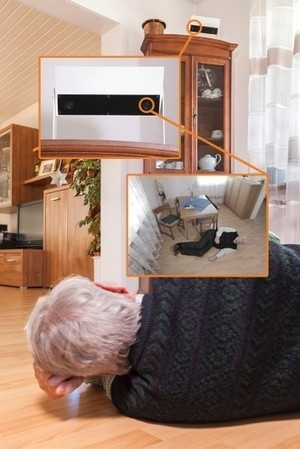 Sensor system designed to help seniors who have fallen and can't get up | How 2.0, Hobbies & Interests | Scoop.it