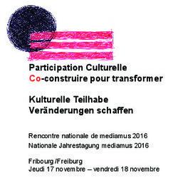 Rencontre annuelle nationale de mediamus les 17-18 novembre 2016 à Fribourg | Dialogue sciences - société | Scoop.it