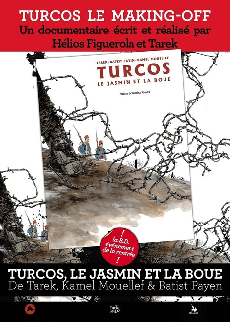 Turcos: Turcos, le making off | Le Malouin | Scoop.it